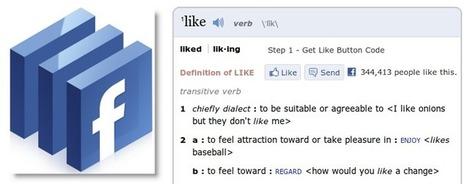 ¿Qué significa un Like en Facebook?   Redes Sociales VIVRE   Scoop.it
