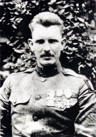 Tennessee World War I hero Alvin C. York featured in new archive collection | Tennessee Libraries | Scoop.it