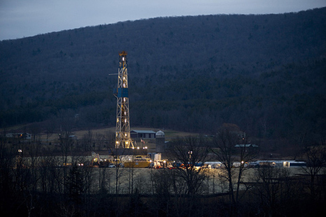 Marcellus Shale natural gas output rising fast | Algae into Oil | Scoop.it