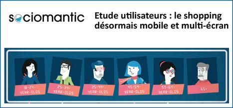 Etude utilisateurs : le shopping désormais mobile et multi-écran | OmniChannel - MultiChannel - CrossChannel Retail Strategies | Scoop.it