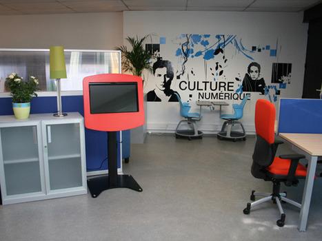 Un Centre de culture numérique pour croiser les usages et rapprocher les usagers | Culture&tic | Scoop.it