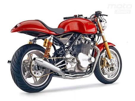 Norton 961 Commando Passes USA EPA and CARB Testing « Norton Motorcycles News | Windmill Cycles, Inc. | Scoop.it