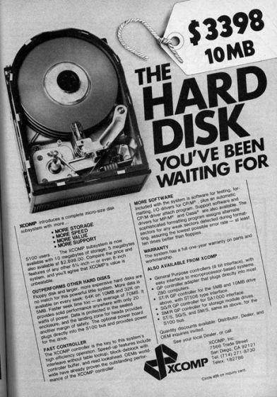 El costo por gigabyte a lo largo de los años - FayerWayer   María Saint Martin   Scoop.it