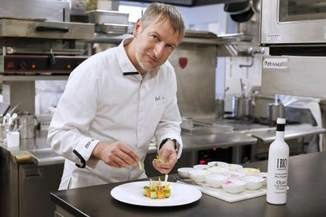 Paolo Sari : seul chef étoilé 100% bio   Efficycle   Scoop.it