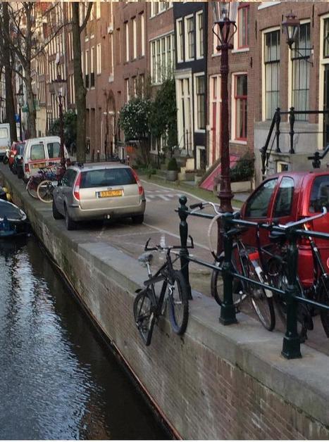 Los Espacios públicos en la ciudad en la era digital   Infraestructura Sostenible   Scoop.it