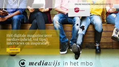 Cubiss - Mediawijsheid - Cover | Mediawijsheid de Korre | Scoop.it
