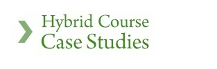 Hybrid Course Case Study Archive: Center for Teaching and Learning at the University of Vermont | Hybrid Course Design Resources | Scoop.it
