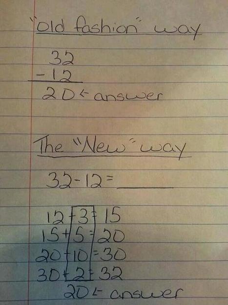 Tweet from @Repatriated   Chunking in Mathematics   Scoop.it