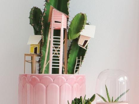 3 DIY fleuris pour un week-end happy | décoration & déco | Scoop.it