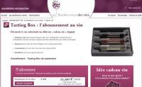 Tasting Box : Le vin en tube à essai – adyontheweb | Oenotourisme en Entre-deux-Mers | Scoop.it