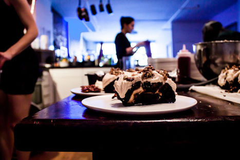 Experimental Dessert Pop-Ups : Drawing Room | Urban eating | Scoop.it