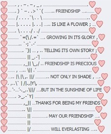 Facebook New Emotions Pictures Text Wall Posts Friendship Day Quote | TechnoGupShup - Technology, Software and Internet | TechnoGupShup - Technology, Software and Internet | Scoop.it