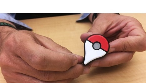 Pokémon Go Plus wearable launch date pushed back toSeptember   ANALYZING EDUCATIONAL TECHNOLOGY   Scoop.it