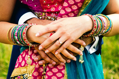 Indian Engagement Photography  | Rina & Neal's Ring Ceremony | Wedding Videos and Wedding Photography | Scoop.it