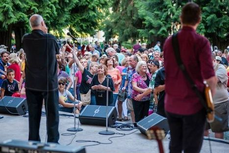 BEST WESTERN PLUS Vancouver Mall: Free Concerts in Vancouver's Esther Short Park | Hotels and Resorts | Scoop.it