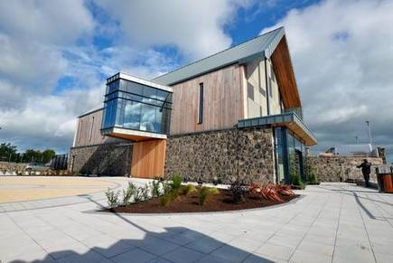 First Look: Inside the stunning new Seamus Heaney HomePlace - with video | The Irish Literary Times | Scoop.it