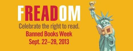 Banned Books Week | All Things Writing | Scoop.it