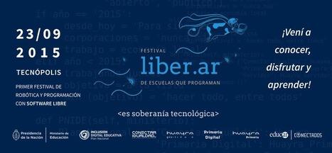 Libertad Digital: Festival de robótica abierta y programación con software libre | Maestr@s y redes de aprendizajes | Scoop.it