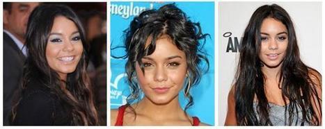 Vanessa Hudgens Hairstyles | cosmetology | Scoop.it