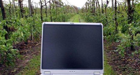 De la fourche au clavier, l'agriculture change d'ère | Actualités du tourisme lotois | Scoop.it