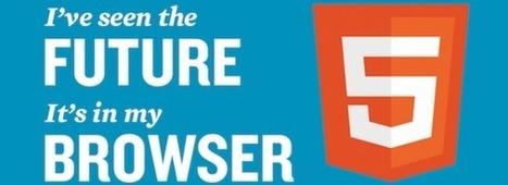 Learn HTML5 from W3C | MOOC | Scoop.it