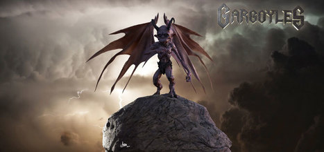 Making of Gargoyle With Zbrush and Modo by Amine Slamani | All CG Tutorials | Kids Videos | Scoop.it