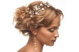 Tips to Choose Your Wedding Hairstyle | hair style | Scoop.it