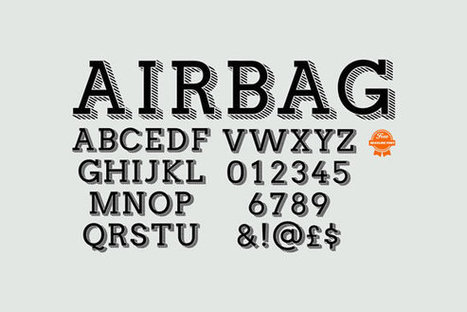 Best Free Fonts of 2013 | Freebies | WebsiteDesign | Scoop.it