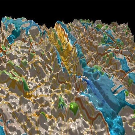 "Mapa interativo mostra tweets como ""montanhas"" em Nova York | Science & Technology Topics | Scoop.it"