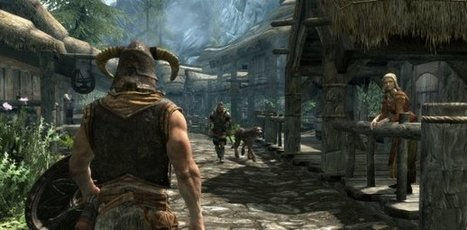 Is Skyrim's AI Storytelling the Future of Gaming? | Transmedia: Storytelling for the Digital Age | Scoop.it