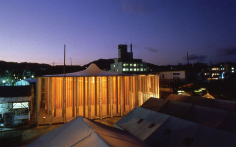 Japanese architect Shigeru Ban awarded Pritzker Prize   Al Jazeera America   enjoy yourself   Scoop.it