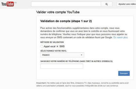 Intégrer un lien externe dans une vidéo YouTube | Animation Numérique de Territoire Notre Dame de Monts | Scoop.it