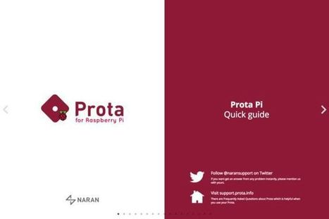 Prota OS for Raspberry Pi(Prota Pi) | Raspberry Pi | Scoop.it