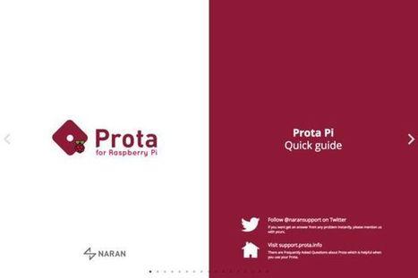 Prota OS for Raspberry Pi(Prota Pi)   Raspberry Pi   Scoop.it