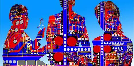 L'Europe de l'intelligence artificielle est enmarche!   Post-Sapiens, les êtres technologiques   Scoop.it