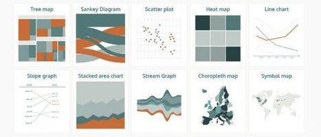How people engage with data visualisations and why it matters | CILIP | digital literacy | Scoop.it