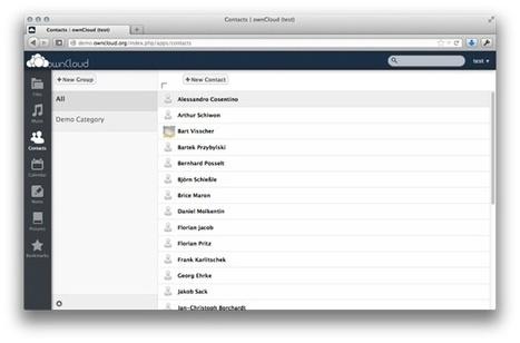 ownCloud 5 disponible et ownCloud News en préparation | RSS Circus : veille stratégique, intelligence économique, curation, publication, Web 2.0 | Scoop.it
