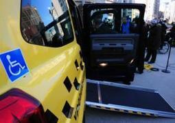 50% of New York City taxicabs to be wheelchair accessible by 2020  | Accessible Travel | Scoop.it