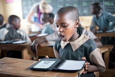 Los e-books reducen la brecha educativa en países subdesarrollados   Libros electrónicos   Scoop.it