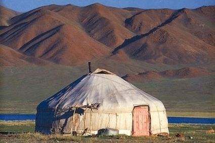 La yourte, l'héritage mongol | Solutions pour l'habitat | Ma maison | Scoop.it