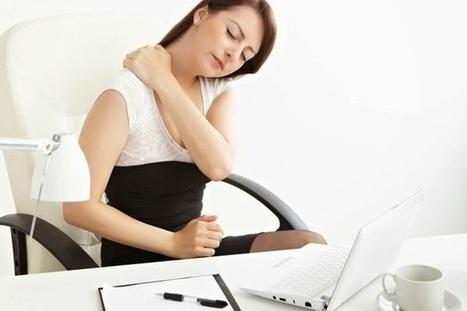 Salud: Ciberdolores: la computadora y tu salud | La Salud | Scoop.it