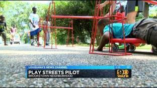 Pennington hopes to help kids get active with 'Play Streets' - WAFB.com | Parents & Children, Learn & Play | Scoop.it