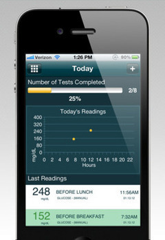 Telcare's New iPhone App Connects to Glucose Meters Even Oceans Apart | diabetes and more | Scoop.it