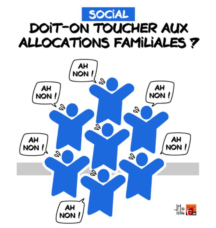 Doit-on toucher aux allocations familiales ? | Baie d'humour | Scoop.it