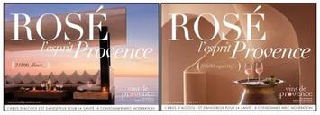 Nouvelle campagne publicitaire pour les Rosés de Provence | Le meilleur des blogs sur le vin - Un community manager visite le monde du vin. www.jacques-tang.fr | Scoop.it