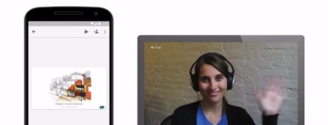 Google Slides presentations can now be shared over Hangouts video call | 2.0 Tech Tools for Education | Scoop.it
