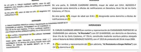 #España : #Ciudadanos crea una estructura de franquicia para cobrar por servicios a sus grupos municipales #crooks | Noticias en español | Scoop.it