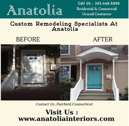 Custom Remodeling Specialists At Anatolia | Home improvement | Scoop.it