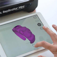 MakerBot Unleashes PrintShop iOS App for 3D Designing - PCMag | Learning Molecules | Scoop.it