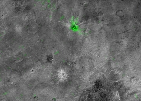 Is This the Very Youngest Crater on Pluto's Moon Charon? | ANALYZING EDUCATIONAL TECHNOLOGY | Scoop.it